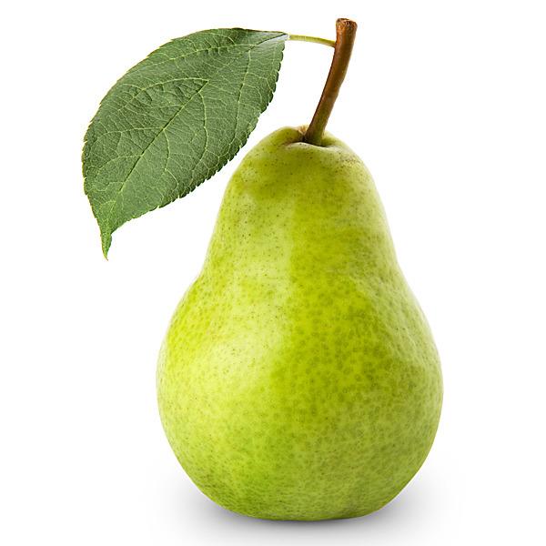 Päron gröna